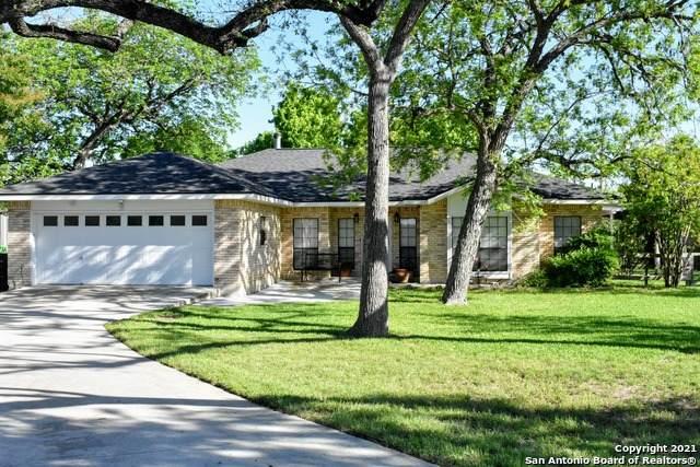 441 San Julian Creek Rd, Bandera, TX 78003 (MLS #1525195) :: The Castillo Group