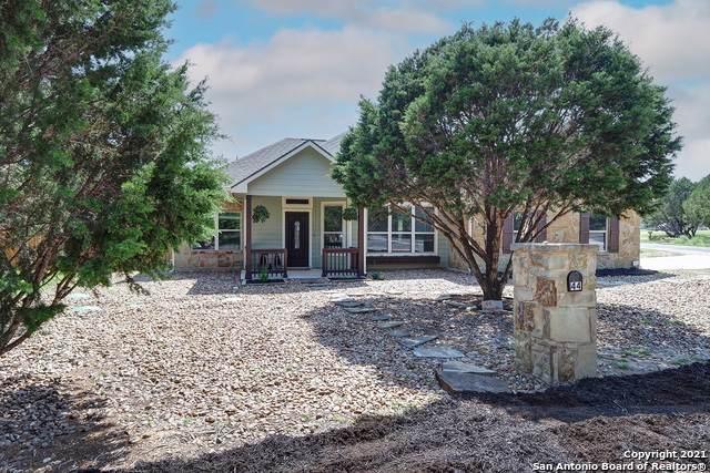 44 Acacia Dr, Wimberley, TX 78676 (MLS #1525197) :: Carolina Garcia Real Estate Group