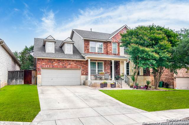 18718 Danforth Cv, San Antonio, TX 78258 (MLS #1525236) :: Carter Fine Homes - Keller Williams Heritage