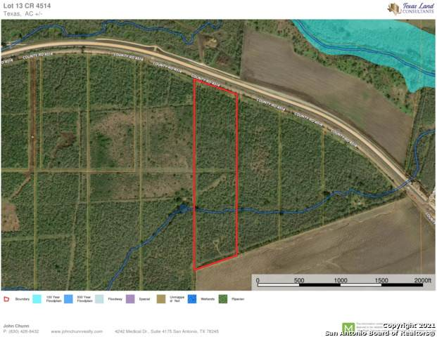 TBD County Road 4514, Devine, TX 78016 (MLS #1525250) :: The Lugo Group