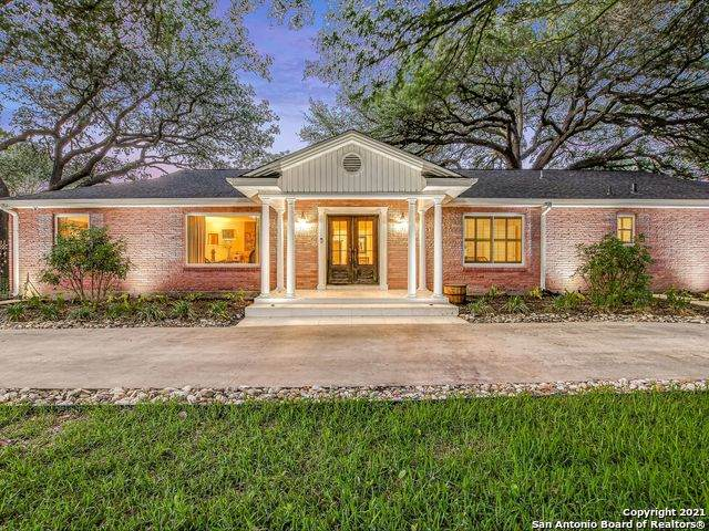 107 Riviera Dr, Castle Hills, TX 78213 (MLS #1525260) :: The Lugo Group