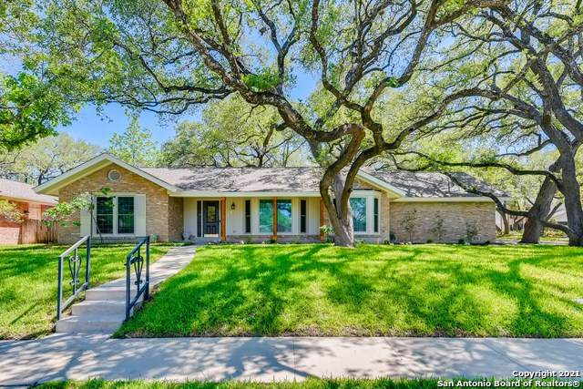 930 Fabulous Dr, San Antonio, TX 78213 (MLS #1525261) :: The Lugo Group