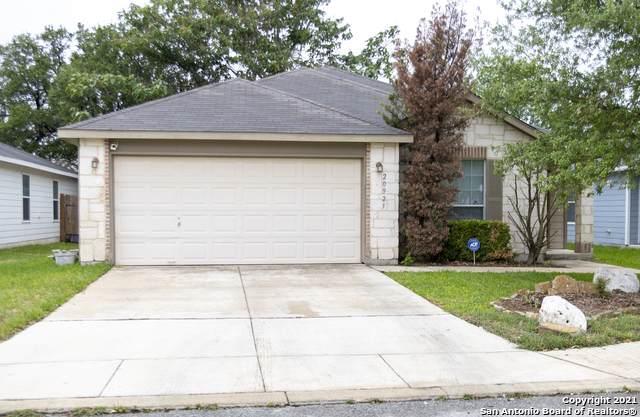 20923 Liatris Ln, San Antonio, TX 78259 (MLS #1525296) :: The Real Estate Jesus Team