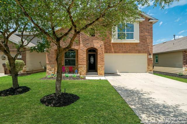 173 Reeves Garden, San Antonio, TX 78253 (#1525305) :: The Perry Henderson Group at Berkshire Hathaway Texas Realty
