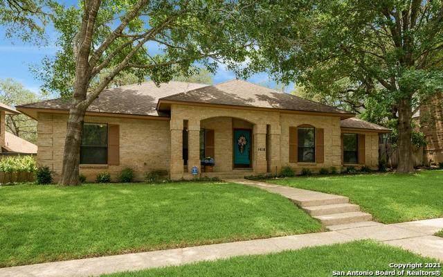 1418 Vista Del Monte, San Antonio, TX 78216 (MLS #1525306) :: 2Halls Property Team | Berkshire Hathaway HomeServices PenFed Realty