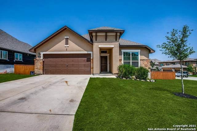 208 James Fannin St, San Antonio, TX 78253 (MLS #1525311) :: Keller Williams Heritage