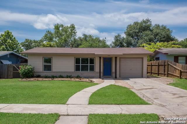 106 Locknere Ln, San Antonio, TX 78213 (MLS #1525323) :: 2Halls Property Team | Berkshire Hathaway HomeServices PenFed Realty