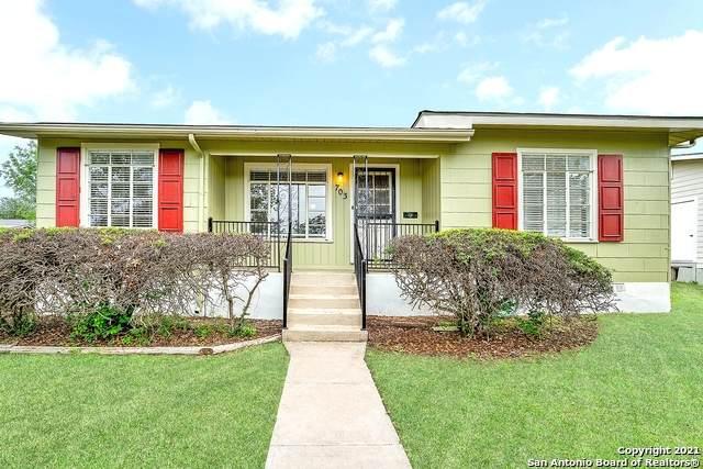 703 Mcdougal Ave, San Antonio, TX 78223 (MLS #1525324) :: BHGRE HomeCity San Antonio