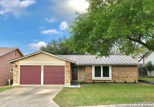 10022 Bluelake Ridge Dr, Converse, TX 78109 (MLS #1525350) :: BHGRE HomeCity San Antonio
