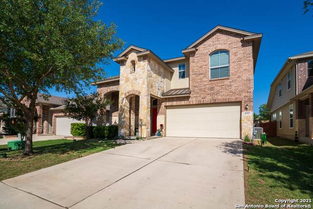 8707 Emerald Sky Dr, San Antonio, TX 78254 (MLS #1525353) :: Tom White Group