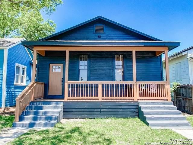1235 E Crockett St, San Antonio, TX 78202 (MLS #1525372) :: Keller Williams Heritage