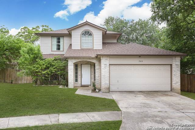 7803 Parsley, San Antonio, TX 78240 (MLS #1525386) :: The Lopez Group