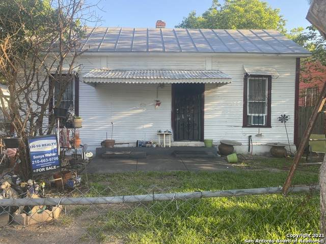 628 Essex, San Antonio, TX 78210 (MLS #1525396) :: Keller Williams Heritage