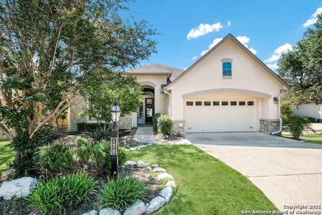 170 Grassmarket, San Antonio, TX 78259 (MLS #1525403) :: The Real Estate Jesus Team