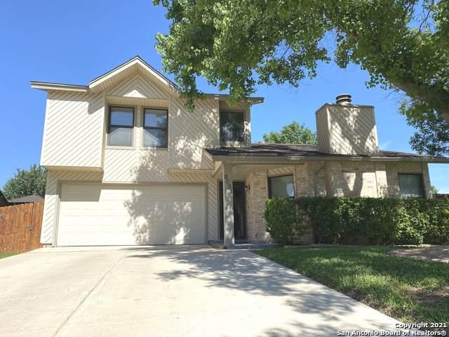 8031 Coral Trail, San Antonio, TX 78244 (MLS #1525425) :: Tom White Group