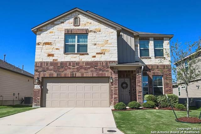 10343 Rosalina Loop, Converse, TX 78109 (MLS #1525430) :: BHGRE HomeCity San Antonio