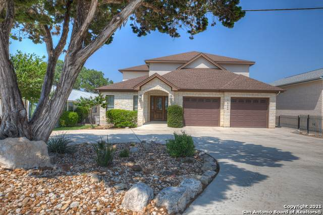 2517 Glenn Dr, Canyon Lake, TX 78133 (MLS #1525435) :: BHGRE HomeCity San Antonio