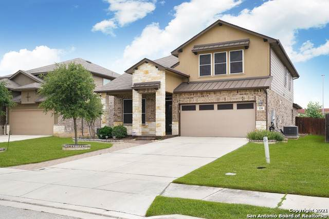 228 Cansiglio, Cibolo, TX 78108 (MLS #1525450) :: Keller Williams Heritage