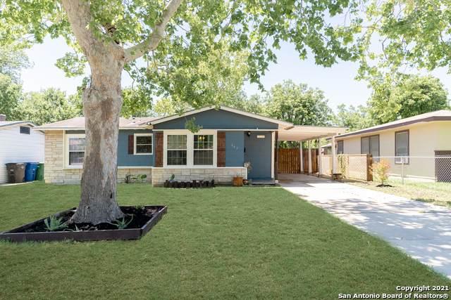 342 E Ackard Pl, San Antonio, TX 78221 (MLS #1525457) :: The Rise Property Group