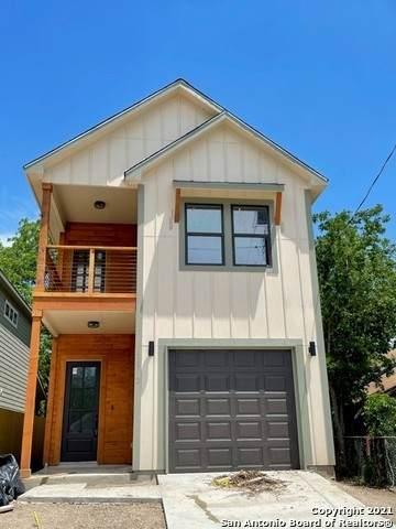 419 Belmont Unit 2, San Antonio, TX 78202 (MLS #1525498) :: Carolina Garcia Real Estate Group