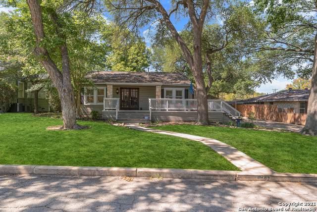 275 Halcyon Pl, Alamo Heights, TX 78209 (MLS #1525514) :: The Real Estate Jesus Team