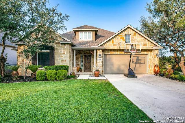 2330 Cortona Mist, San Antonio, TX 78260 (MLS #1525527) :: The Real Estate Jesus Team