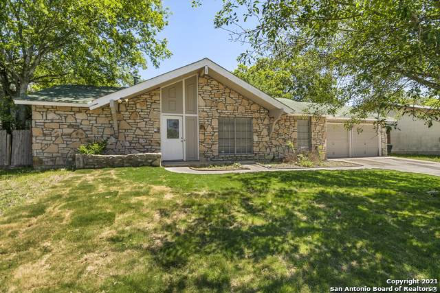 11402 El Sendero St, San Antonio, TX 78233 (MLS #1525537) :: 2Halls Property Team | Berkshire Hathaway HomeServices PenFed Realty