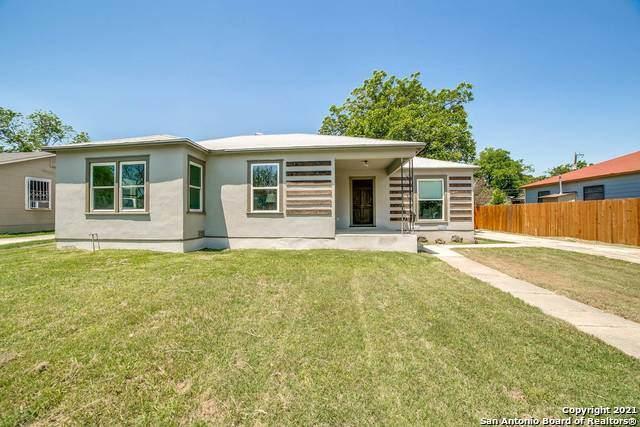 2519 W Huisache Ave, San Antonio, TX 78228 (MLS #1525549) :: 2Halls Property Team | Berkshire Hathaway HomeServices PenFed Realty