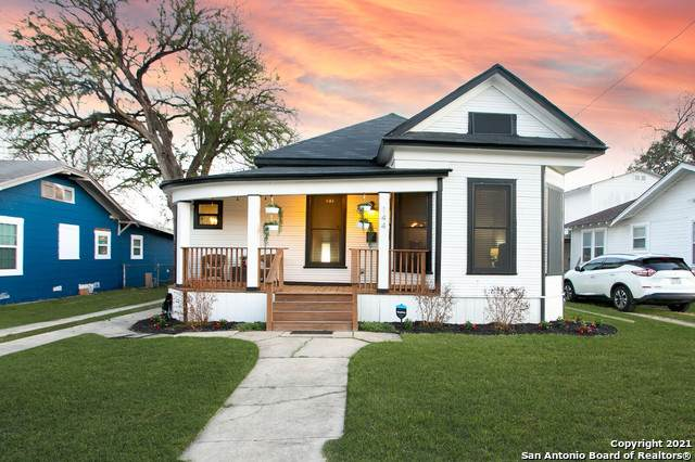 144 Ward Ave, San Antonio, TX 78223 (MLS #1525559) :: Tom White Group