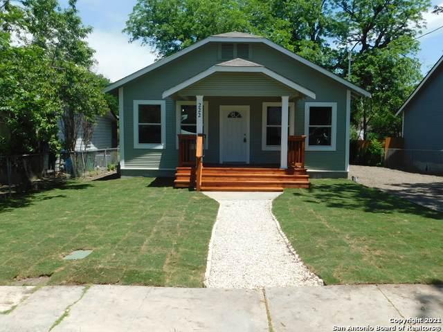222 Saint Charles, San Antonio, TX 78202 (MLS #1525563) :: The Rise Property Group