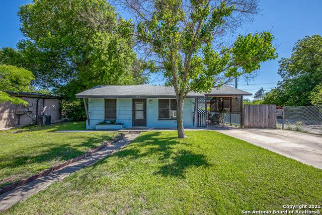 302 Ashland Dr, San Antonio, TX 78218 (MLS #1525564) :: 2Halls Property Team | Berkshire Hathaway HomeServices PenFed Realty