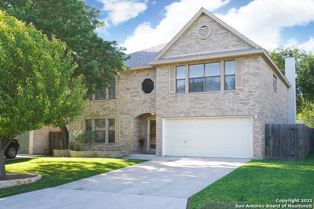 9655 Hillside Trl, San Antonio, TX 78250 (MLS #1525582) :: The Lopez Group