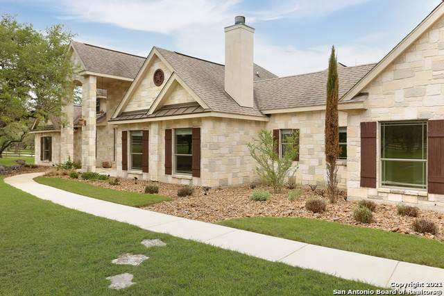 101 Forest Ridge Ln, Boerne, TX 78006 (MLS #1525593) :: The Castillo Group