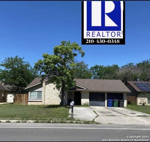 8107 Bowens Crossing St, San Antonio, TX 78250 (MLS #1525598) :: The Real Estate Jesus Team