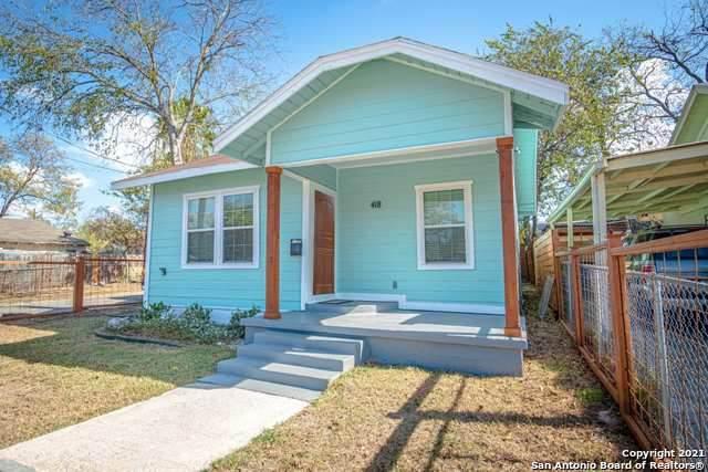 418 Dreiss St, San Antonio, TX 78203 (MLS #1525600) :: ForSaleSanAntonioHomes.com