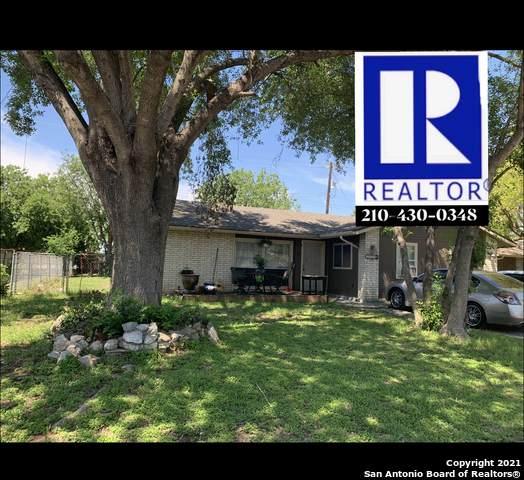 5022 Stockman Dr, San Antonio, TX 78247 (MLS #1525612) :: The Glover Homes & Land Group