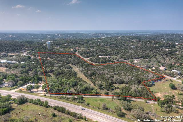 0 TBD Gallagher, Canyon Lake, TX 78133 (MLS #1525633) :: Keller Williams Heritage