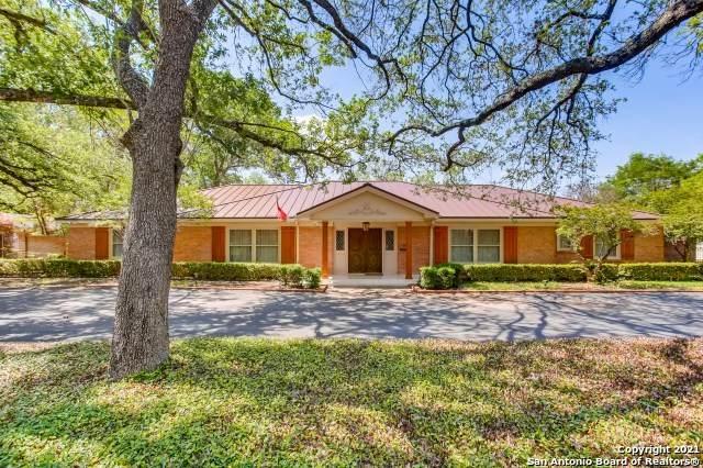 128 Cas Hills Dr, Castle Hills, TX 78213 (MLS #1525644) :: Beth Ann Falcon Real Estate