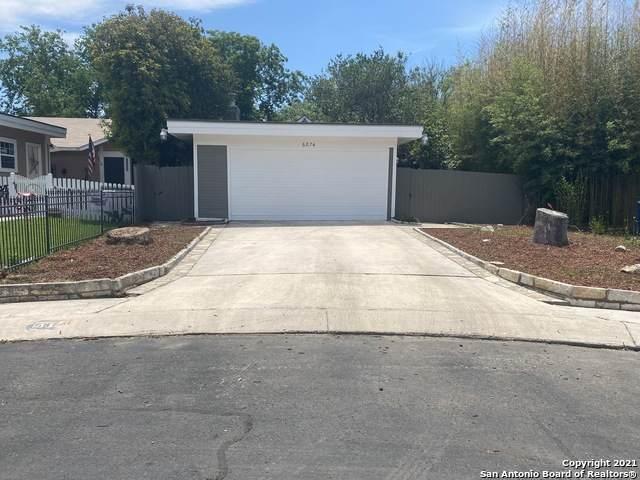 6874 Enchanted Springs Dr, San Antonio, TX 78249 (#1525660) :: The Perry Henderson Group at Berkshire Hathaway Texas Realty