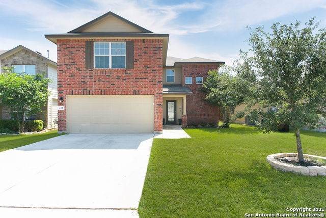 438 Eastern Phoebe, San Antonio, TX 78253 (#1525662) :: The Perry Henderson Group at Berkshire Hathaway Texas Realty