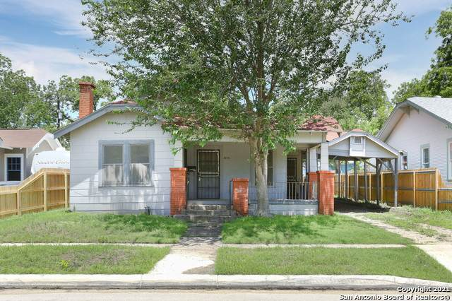 1023 Hammond Ave, San Antonio, TX 78210 (MLS #1525669) :: Tom White Group