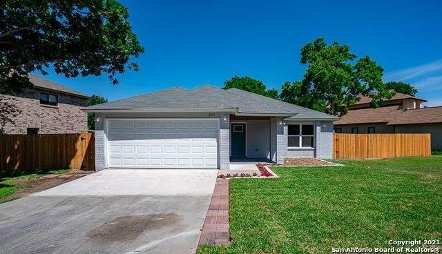 8031 Sunshine Trail Dr, San Antonio, TX 78244 (MLS #1525678) :: Tom White Group