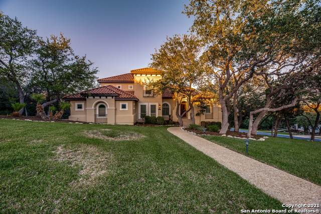 14543 Contour Pl, Helotes, TX 78023 (MLS #1525689) :: The Castillo Group