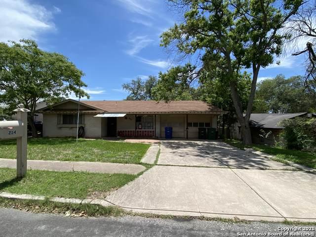 214 Trafalgar Rd, San Antonio, TX 78216 (MLS #1525739) :: The Glover Homes & Land Group