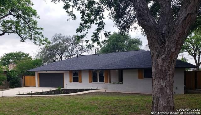 919 Patricia, San Antonio, TX 78213 (MLS #1525758) :: 2Halls Property Team | Berkshire Hathaway HomeServices PenFed Realty