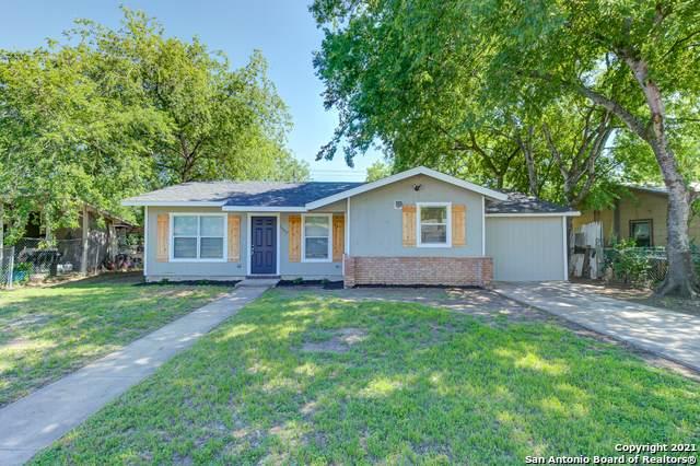 5510 Plumtree Dr, San Antonio, TX 78242 (MLS #1525765) :: Keller Williams Heritage