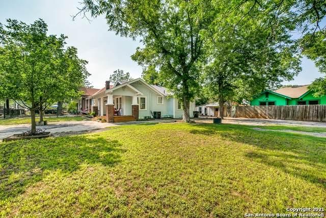 1027 Burnet St, San Antonio, TX 78202 (MLS #1525816) :: The Rise Property Group