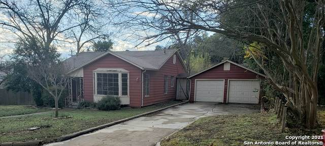 280 Retama Pl, Alamo Heights, TX 78209 (MLS #1525824) :: Beth Ann Falcon Real Estate