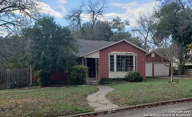 280 Retama Pl, Alamo Heights, TX 78209 (MLS #1525830) :: Beth Ann Falcon Real Estate