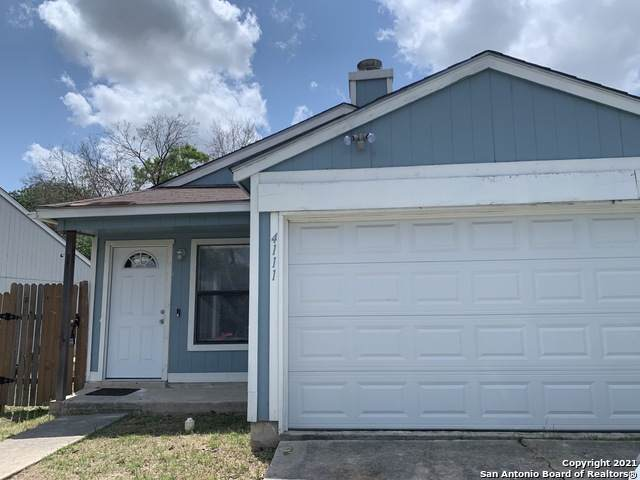 4111 Alaskian Sunrise, San Antonio, TX 78244 (MLS #1525873) :: Williams Realty & Ranches, LLC